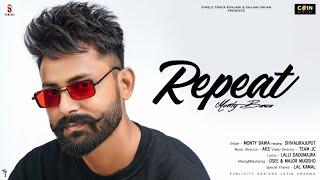 New Punjabi Songs 2021   Repeat (Official Video) Monty Bawa   Latest Punjabi Songs 2021  
