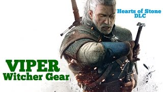 The Witcher 3: Hearts of Stone - Viper Witcher Gear Set Location
