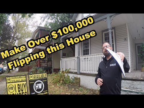 Make tons of money investing in Cleveland, Ohio;1431 W 54th