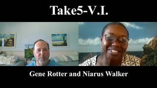 Take5-V.I. Episode#4: Gene Rotter