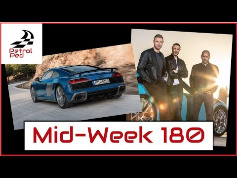 MID-WEEK 180 - Top Gear WTF ! | New R8 Stunner | Best F1 Of 2018