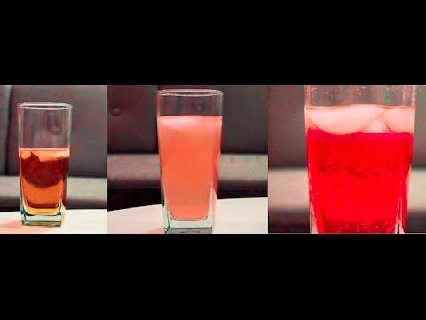 Three Canada Dry Mixed Drink Recipes