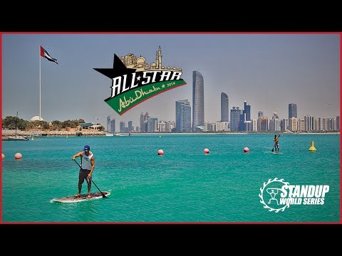 Abu Dhabi All Stars 2014 - Stand Up World Series