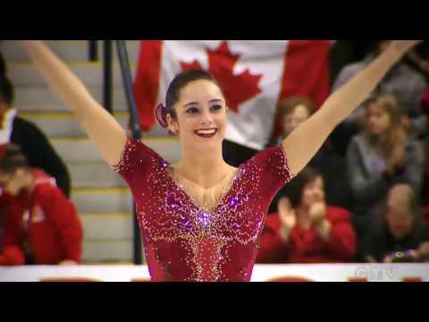 Olympic Spotlight / Profil Olympique: Kaetlyn Osmond