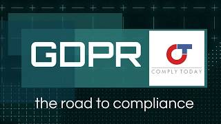 Comply Today - GDPR teaser
