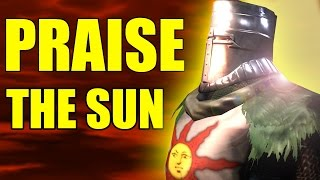 PRAISE THE SUN!!!  - Dark Souls Gameplay #3