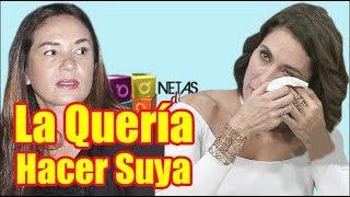 Yolanda Andrade Quiso Cobrarle Derecho de Piso a Luz María Zetina