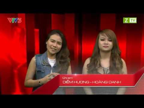 Trần Thị Diễm Hương - Whats Up - Vòng Giấu Mặt - Tập 3 Ngày 09/06/2013