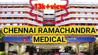 sri ramachandra medical