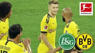 Borussia Dortmund vs. FC St. Gallen | 4-1 | Highlights