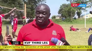 Kenya Volleyball Federation defending champions GSU beat AP Kenya 3-1