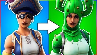 AMAZING SKINS Coming to Fortnite SOON... (NEW LEAKED SKINS)
