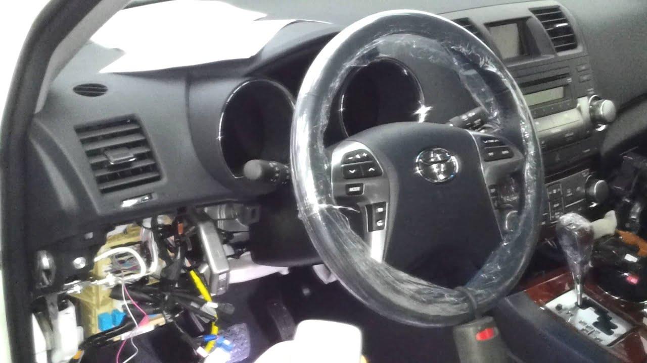 Toyota Remote Starter Diagram