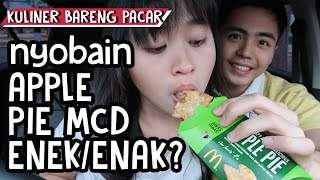 Gambar cover KUCAR #5 - Es Krim Rujak MCD VS Apple Pie MCD