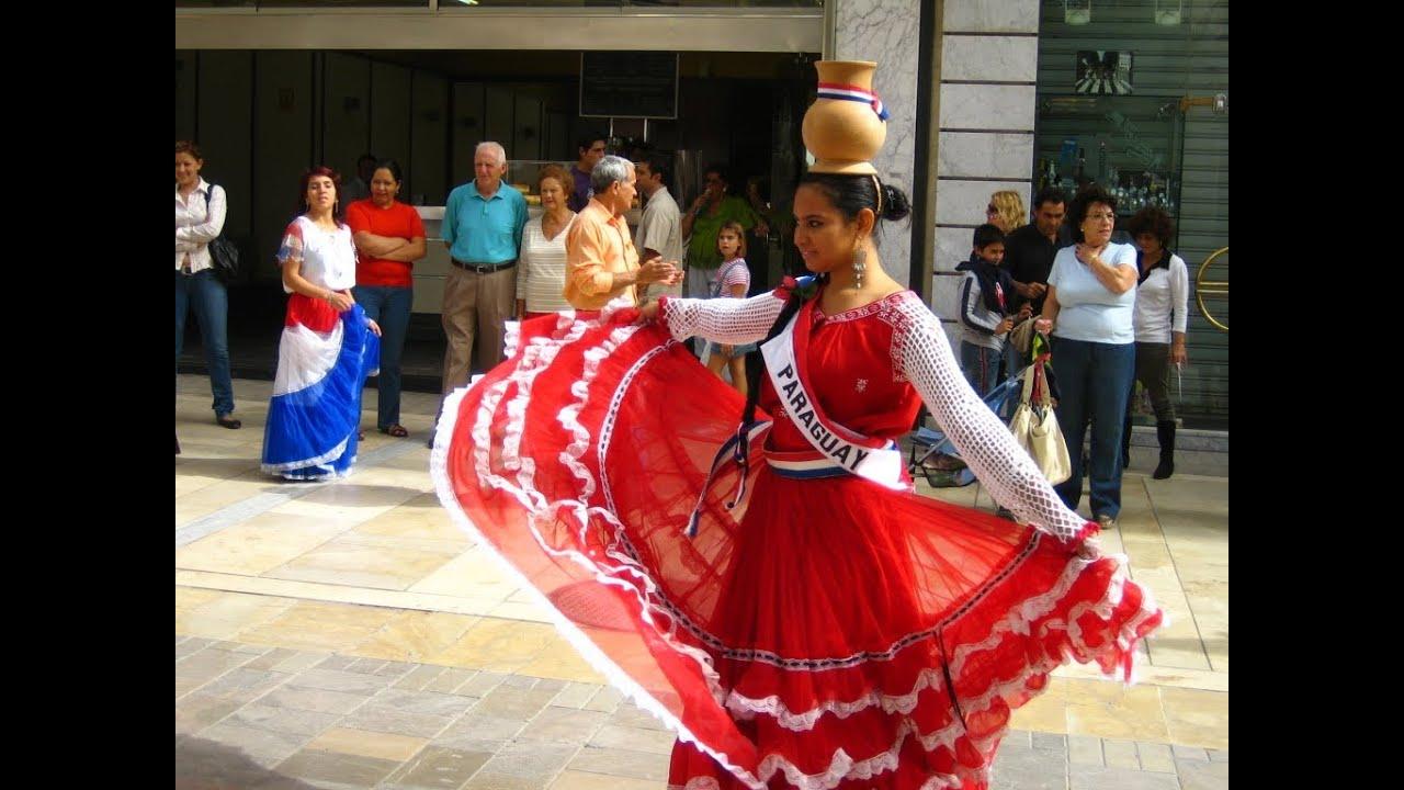 Danzas Populares Del Paraguay