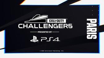 Quarters, Semis, Finals, & Grand Finals | Paris | Call of Duty Challengers
