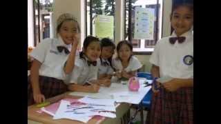 Santa Laurensia Primary Grade 2 2013-2014