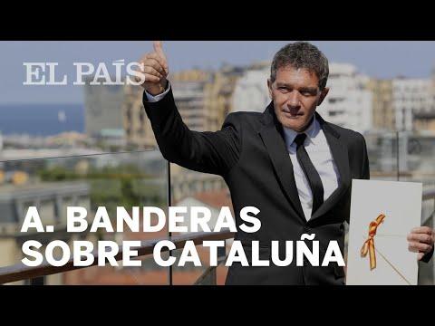 """Antonio Banderas: """"Lo de Cataluña parece una película de Berlanga""""   Cultura"""