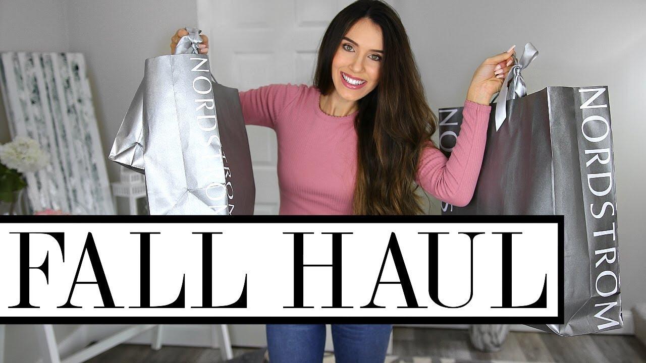 6a9ada50e43e FALL HAUL: 10 Things to UPDATE Your Wardrobe! - YouTube