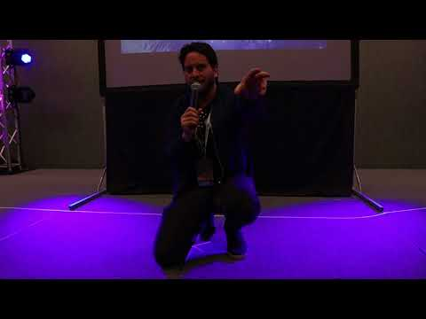 "Michael Nathanson ""Letting It Go"" at Empire State Comic Con"