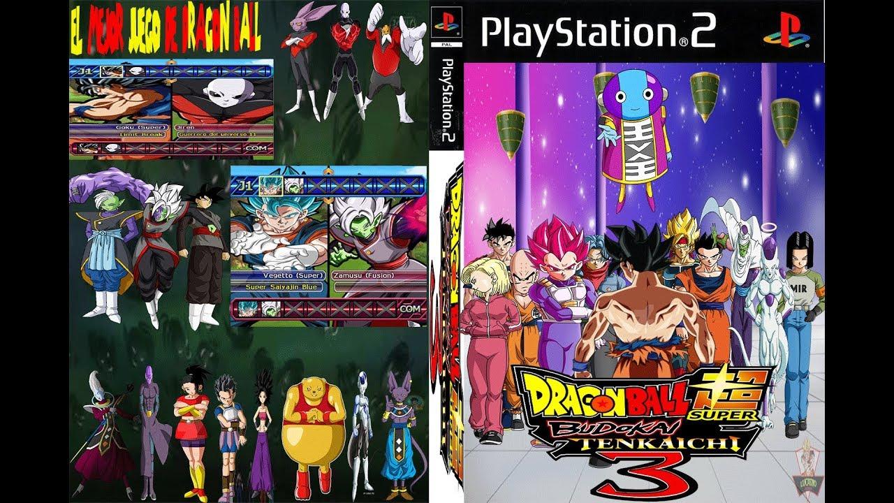 Descargar Iso Dragon Ball Super Budokai Tenkaichi 3 By Franco