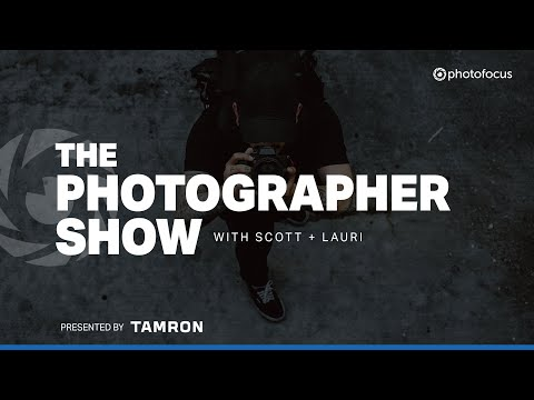 The Photographer Show, Episode 8: Jeff Moreau