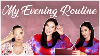 MY RELAXING EVENING ROUTINE (HOW I UNWIND) | JAMIE CHUA