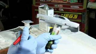 The Art of Airbrushing Show Quality Model Cars with Donn Yost (Extended Preview of the 90min DVD)