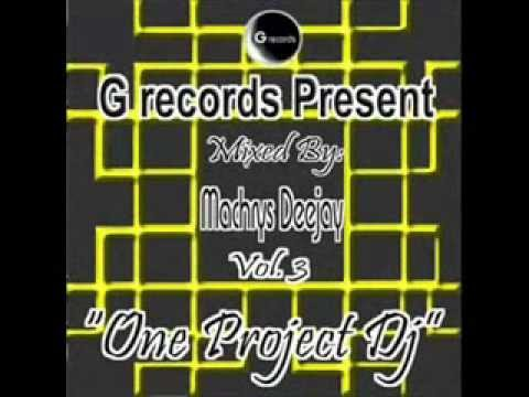 """G records Present One Project Dj """" Machrys Deejay vol 3 """" GR 031/11 (Official Video)"""