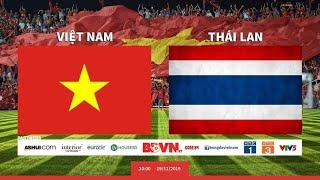 TRỰC TIẾP HIỆP 2  VIỆT NAM - THÁI LAN   VÒNG LOẠI WORLD CUP 2022