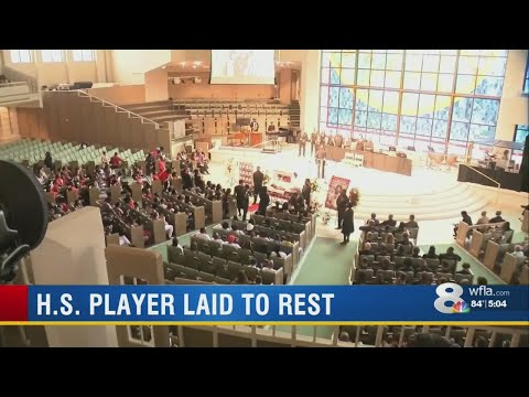 Northeast High Football Player Remembered For Hard Work On And Off The Field