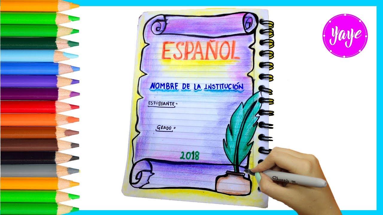 REGRESO A CLASES Cómo marcar cuadernos Yaye YouTube