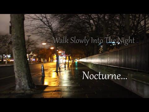 Per-Olov Kindgren: Nocturne (Walk Slowly Into The Night)