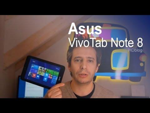 Asus VivoTab Note 8 la recensione di HDblog.it