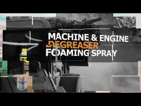 How to Remove Grease, Oil and Grime from Engines and Metal Equipment
