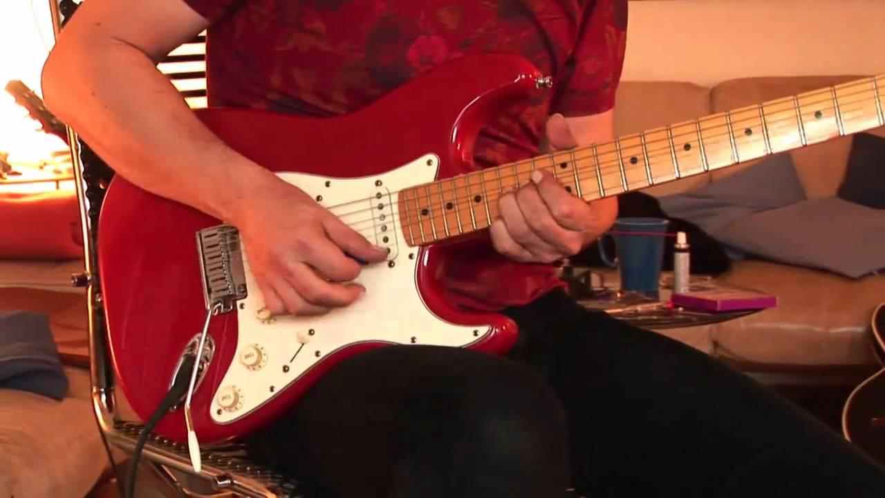 1984 Fender American Std. Stratocaster - YouTube