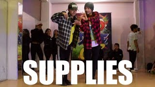 Justin Timberlake - Supplies || Alan Rinawma Dance Choreography