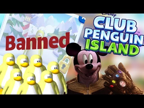 THE BIGGEST CLUB PENGUIN RAID EVER