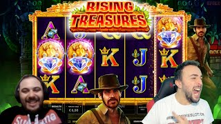 SLOT ONLINE - Proviamo la RISING TREASURES