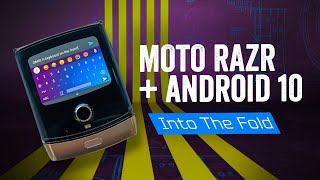 Revisiting The Motorola Razr - Now With Android 10! [Into The Fold Episode 2]