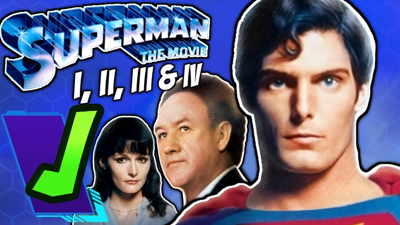 Download The Reeve Superman Films Analyzed