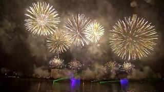 Прямая трансляция: финальный гала-фейерверк. Пиро-росс. II Международный фестиваль фейерверков.24.07