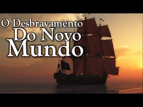 O Desbravamento do NOVO MUNDO Descobrimento das Américas  Sinfonia O Novo Mundo - Júlio Hatchwell