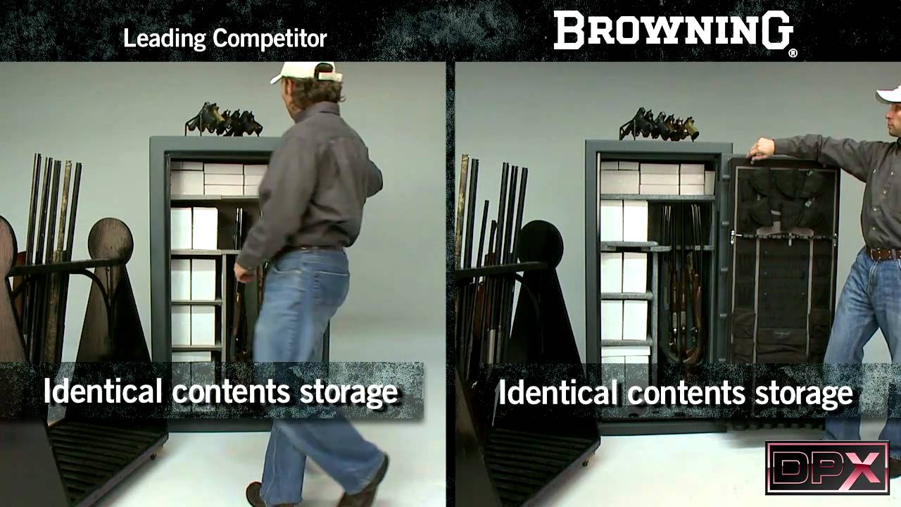 & Browning ProSteel DPX Comparision Video - YouTube Pezcame.Com
