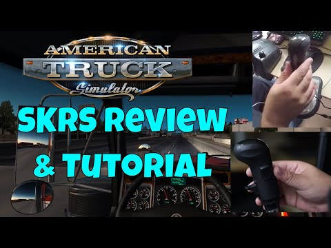 Simu Shift Knob 18 SKRS Shifter Review and Eaton Fuller 10, 13, and 18 Speed Tutorial