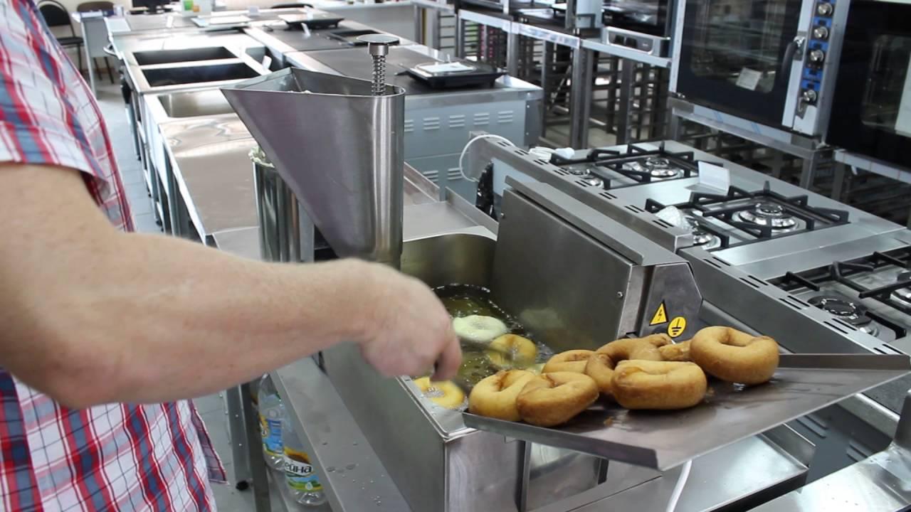 Пончиковые аппараты в каталоге profood. By фритюрницы для жарки пончиков автоматические, полуавтомат. Пончиковые аппараты с.