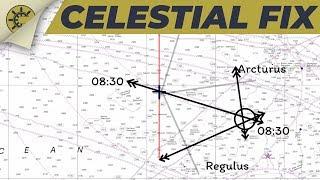 Celestial Navigation: Celestial Position Fix
