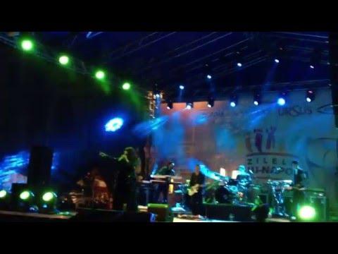 "Loreen - ""Breaking Robot"" (Live @Cluj Napoca, Romania)"