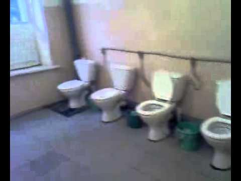 Туалет в казарме видео — pic 8