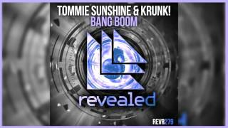 Tommie Sunshine Krunk Bang Boom Extended Mix DOWNLOAD LINK